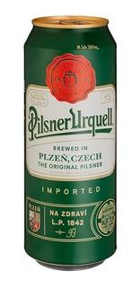 Caja X12 Cerveza Urquell Lata 500 Ml