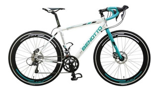 Bicicleta Benotto Ruta Triathlon Aluminio R700c 16v Shimano