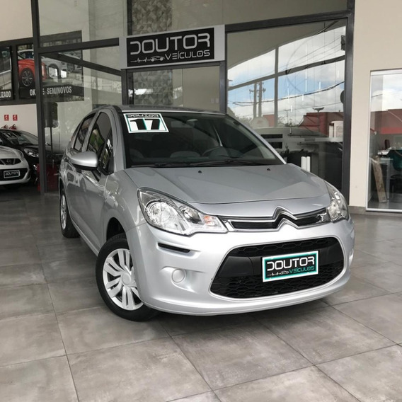 Citroen C3 1.5 Origine 8v Flex 4p Manual 2017 / C3 1.5 2017