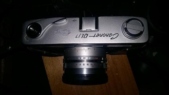 Camera Canon Ql 1.7 Revisada!! Com Flash Original