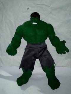 Figura Muñeco Super Gigante Super Héroe Hulk Verde