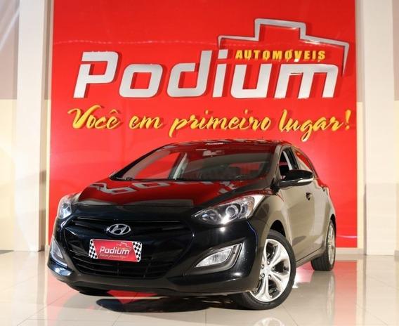 Hyundai I30 1.6 Flex Automático | Completo + Couro