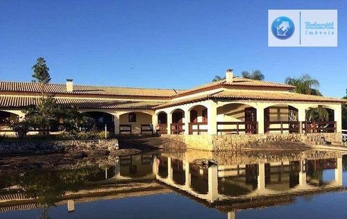 Imagem 1 de 30 de Fazenda Com Cachoeira. - Fa0057