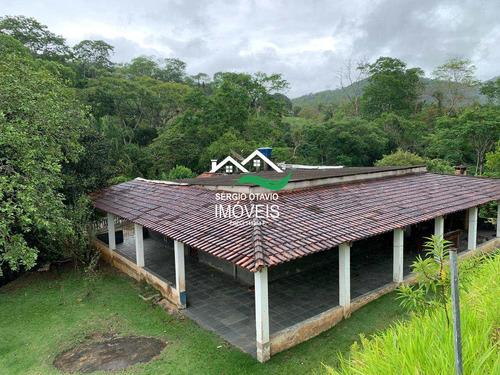 Imagem 1 de 21 de Chácara Com 3 Dorms, Area Rural, Pedro De Toledo - R$ 398 Mil, Cod: 36 - V36
