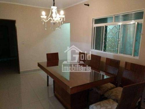 Imagem 1 de 15 de Casa Com 3 Dormitórios À Venda, 251 M² Por R$ 360.000 - Parque Das Andorinhas - Ribeirão Preto/sp - Ca1688