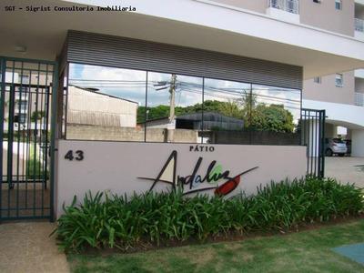 Apartamento A Venda Em Indaiatuba, Cidade Nova - 096
