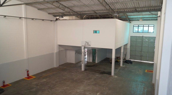 Galpao Industrial - Conceicao - Ref: 5420 - L-5420