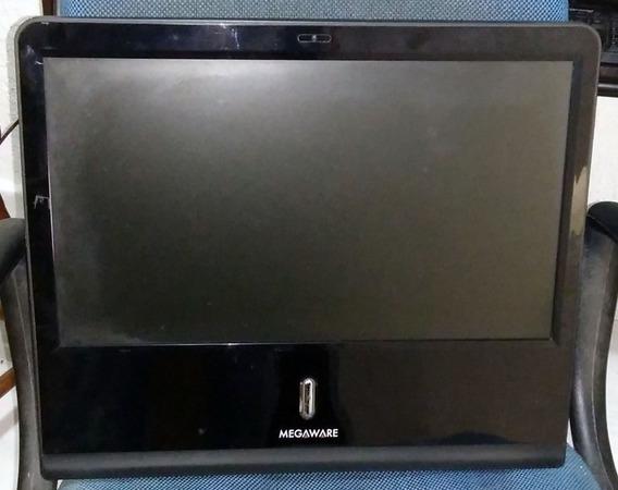 Computador All In One Megaware Com Defeito Retirada Peças