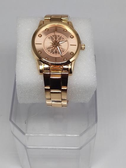 Relógios Feminino Barato Lindo Para Completar Seu Look.