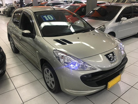 Peugeot 207 Xr 1.4 Flex 2010 - Completo