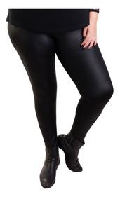 Roupa Feminina Calça Legging Em Cirre Plus Size