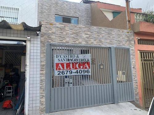 Sobrado Comercial Para Alugar, 160 M² Por R$ 5.000/mês - Mooca - São Paulo/sp - So0332