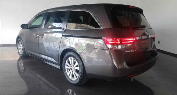 Honda Odyssey 2015 5p Ex V6/3.5 Aut