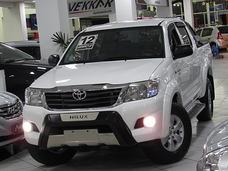 Toyota Hilux 2.7 Sr Cab. Dupla 4x2 Flex Automatico