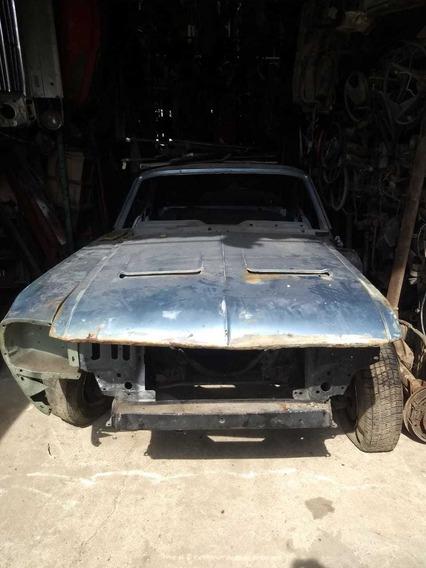 Ford Mustang 1968 Por Partes Hard Top N