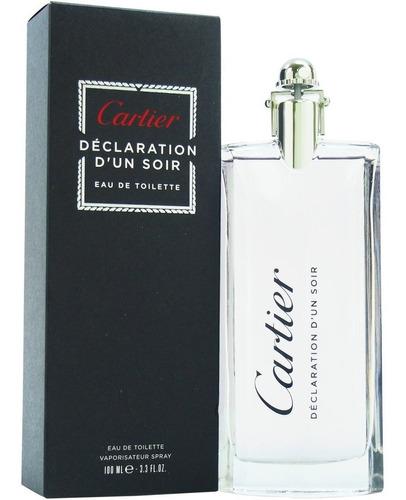 Perfume Cartier Declaración D'un Soir - mL a $2020
