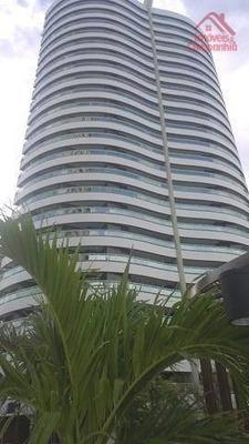 Apartamento Residencial À Venda, Aldeota, Fortaleza. - Ap1276