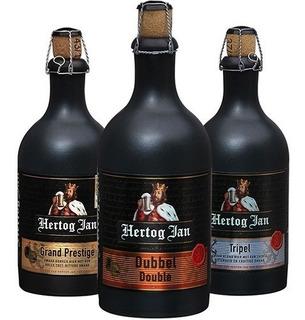 Cerveza De Guarda Hertog Jan (dubel O Tripel) Botella X 500m