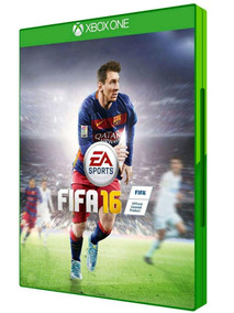 Fifa 2016 Xbox One Mídia Física