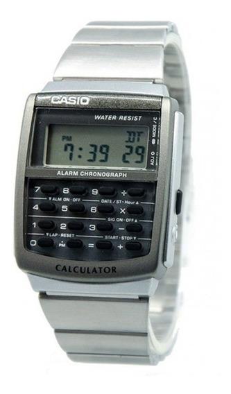 Relógio Casio - Ca-506-1df - Calculadora