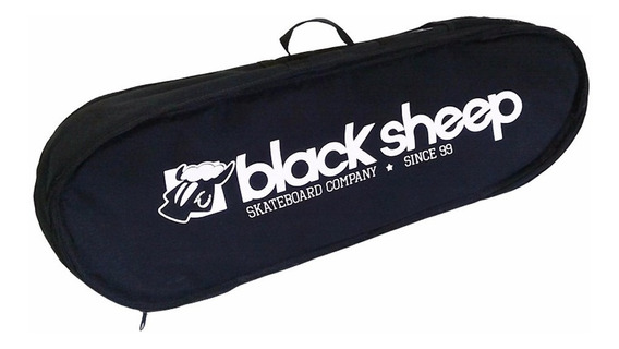 Capa Mochila Skate Bag Black Sheep - Para Skate Street