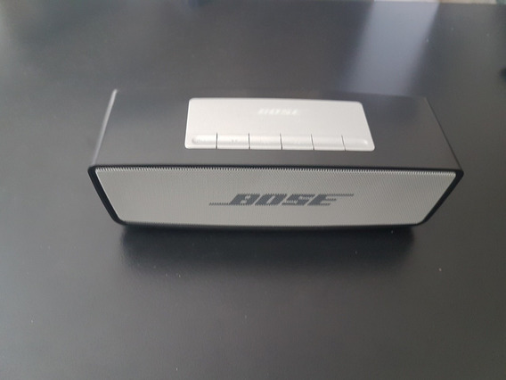 Corneta Bose Mini Bluetooth Microsd Usb Negra