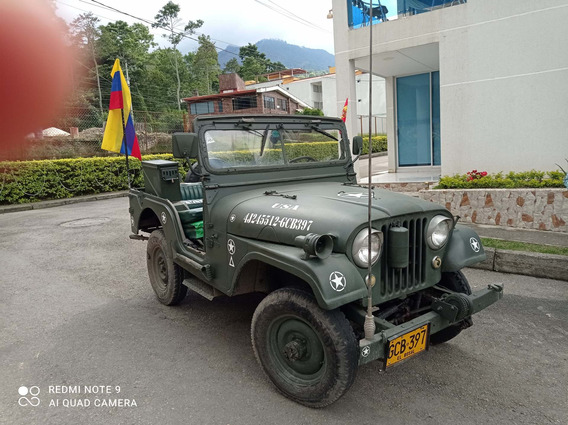 Jeep Willys 1959 Version Americana