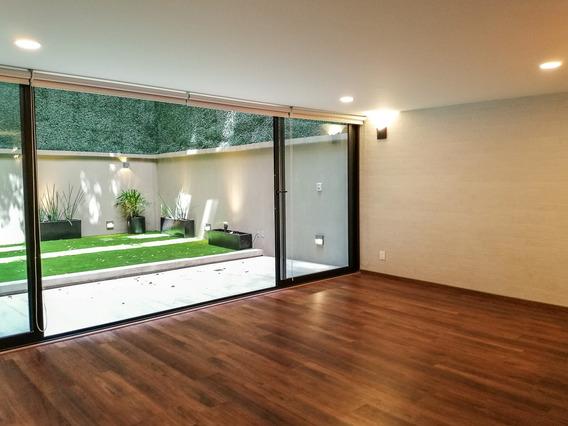Departamento Garden House En Renta Condesa 60m2 De Jardín