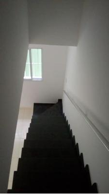 Sobrado Para Locação Em Poá, Vila Perreli, 2 Dormitórios, 2 Banheiros, 1 Vaga - 825633