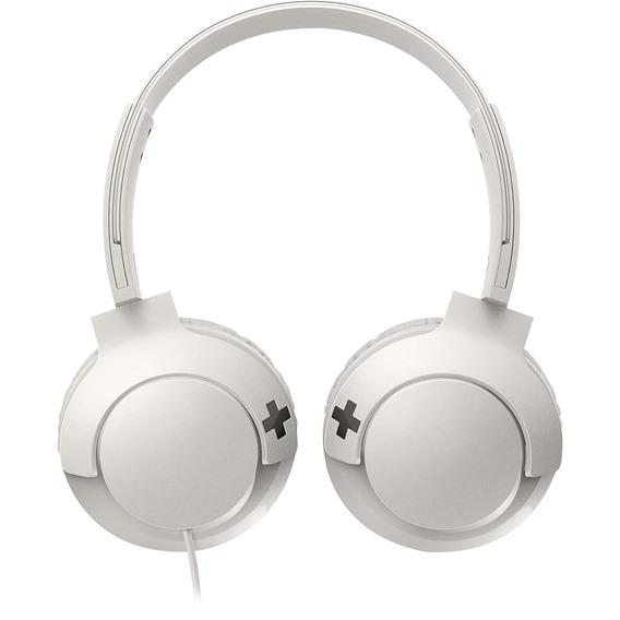 Fone De Ouvido Philips Headphone Supra Auricular Dobrável