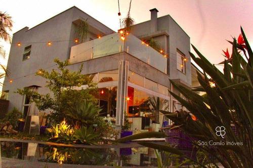 Casa Com 3 Dormitórios À Venda, 210 M² Por R$ 1.450.000,00 - Granja Viana - Cotia/sp - Ca2084