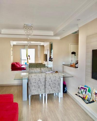 Imagem 1 de 19 de Apartamento - Ap00469 - 69878039