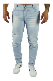 Kit 3 Calça Jeans Masculina Skinny Com Elastano Atacado