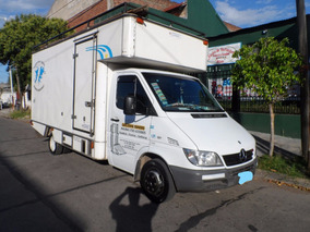 Mercedes Benz Sprinter 2.1 413 Chasis Cab 4025 S-airgab