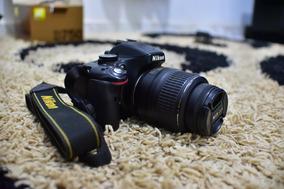 Vende-se Máquina Fotográfica Nikon D5100