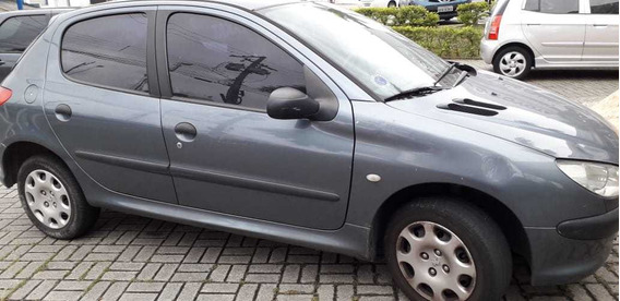 Peugeot 206 - Selection 1.0 16v 2004/2005 Manual Gasolina