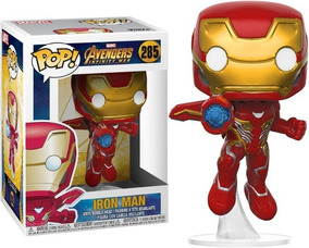 Funko Pop Iron Man (285) Marvel Avengers Infinity War