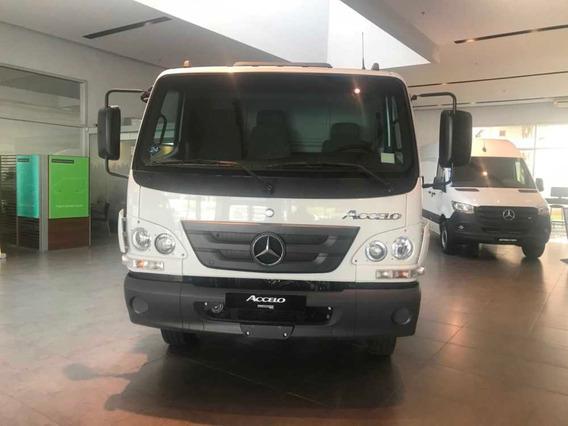 Mercedes Benz Accelo 815/39 Anticipo $ 30.118.79