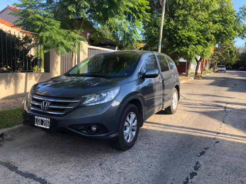 Honda Cr-v 2.4 Ex At 4wd (mexico) 2012