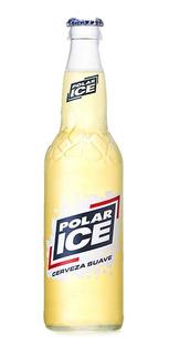 Cerveza Polar Ice 222ml Caja 36 Unidades Retornable Lf