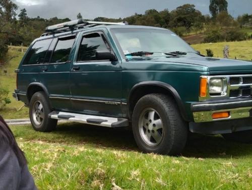 Imagen 1 de 5 de Chevrolet Blazer 1994 4.3 I Serie