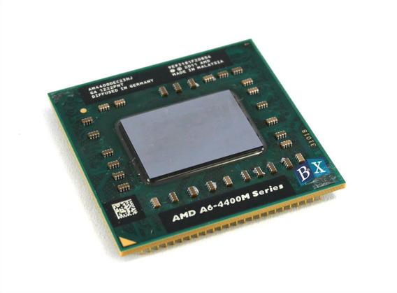 Processador A6 4400m A6-4400 Amd Fs1 2700mhz Up 3200mhz