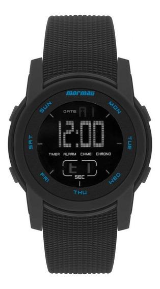 Relógio Mormaii Mo1000ab8p Preto