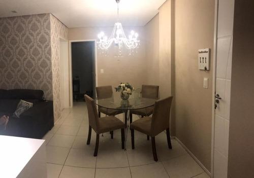 Apartamento Em Ipiranga, São José/sc De 48m² 1 Quartos À Venda Por R$ 220.000,00 - Ap393066