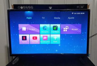 Smart Tv 32 Oyility