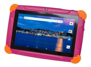 Tablet Para Niños 7 16gb Disco Y 4gb Ram - Android