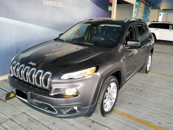 Jeep Cherokee Limited Plus 4x2 2017