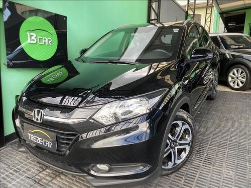 Honda Hr-v Ex 1.8 Flex Automático - Blindada N3-a