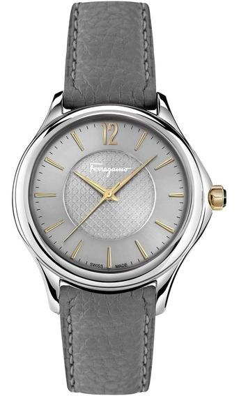 Reloj Salvatore Ferragamo Time Sfffv01 Original Time Square