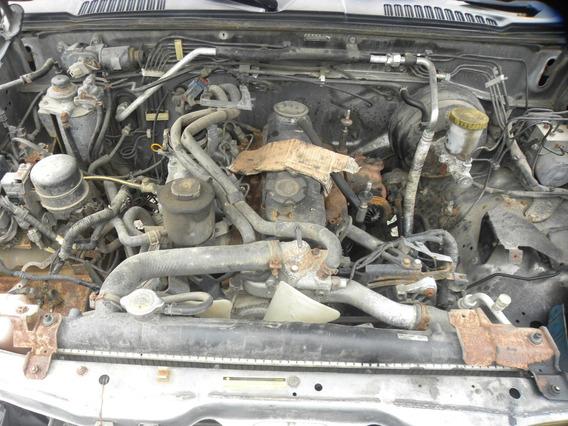 Sucata Nissan Frontier Ti 2.5 Diesel 2001